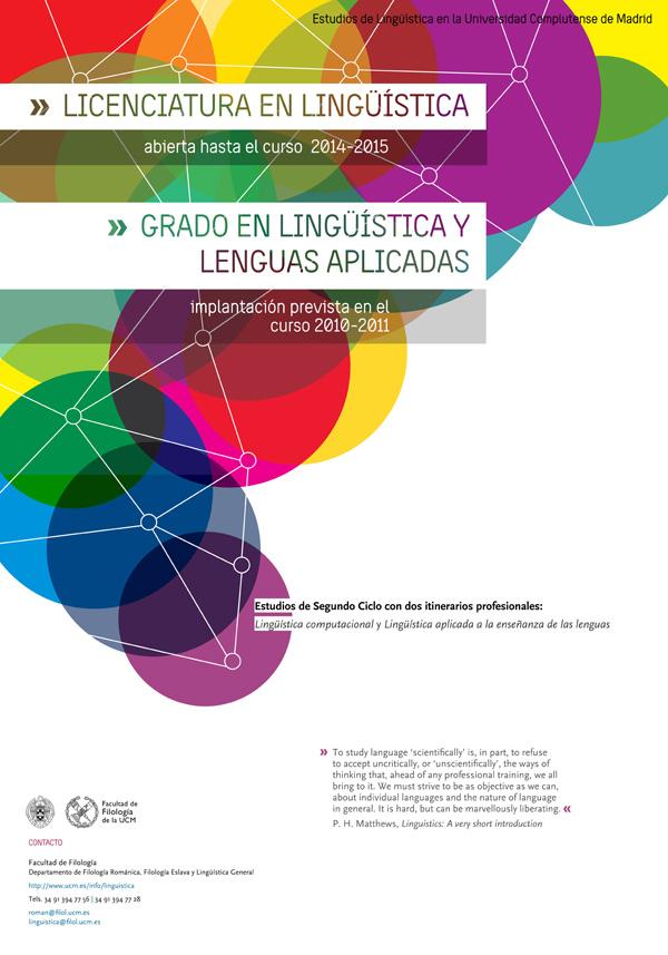 Sara Olmos - Linguistics