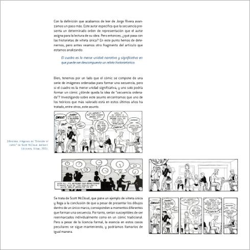 Sara Olmos - Comic