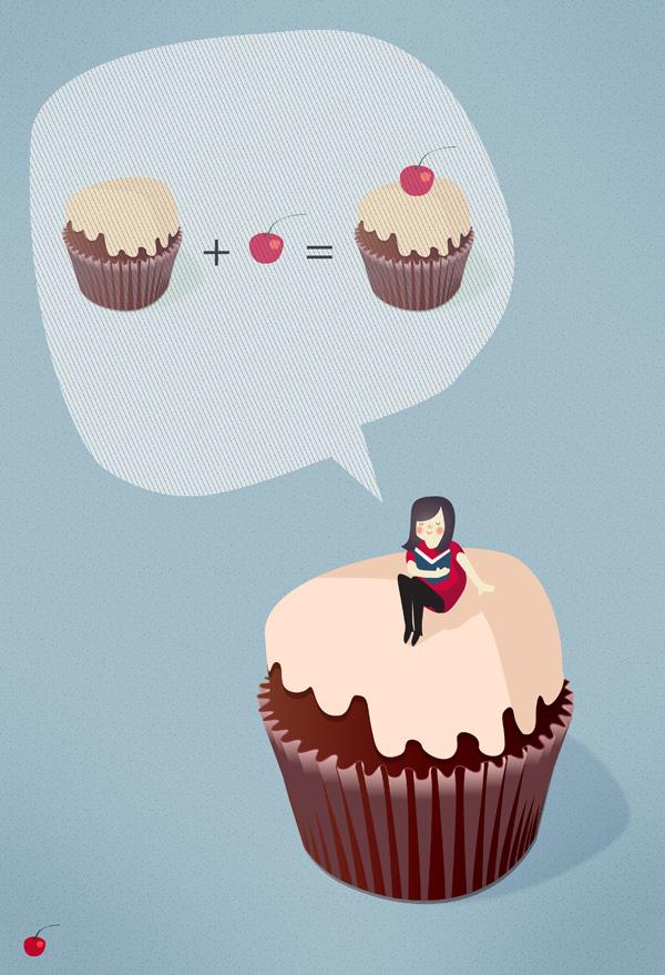 Sara Olmos - Cupcake equation