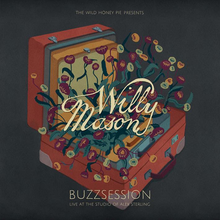 Sara Olmos - The Wild Honey Pie - Cover
