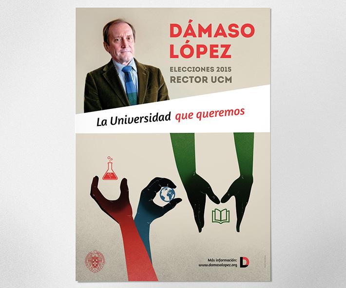 Sara Olmos - Elecciones UCM